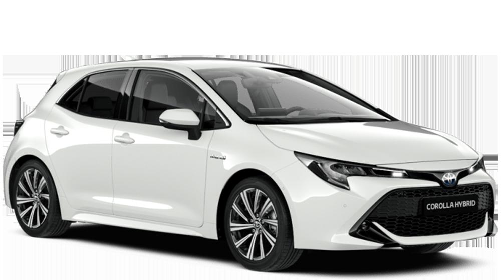 Corolla Hatchback - Toyota De Prins