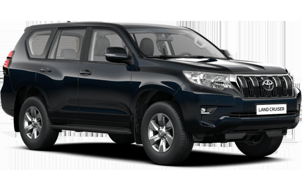 Land Cruiser - Toyota De Prins