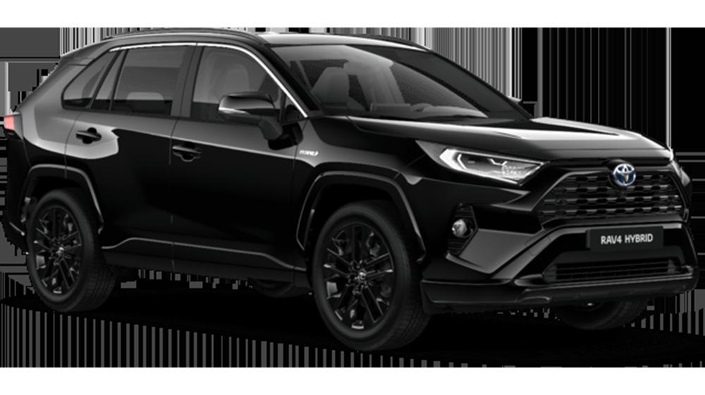 RAV-4 - Toyota De Prins
