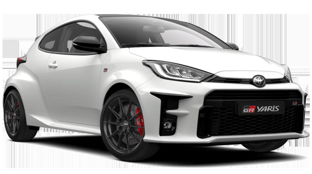 GR Yaris - Toyota De Prins