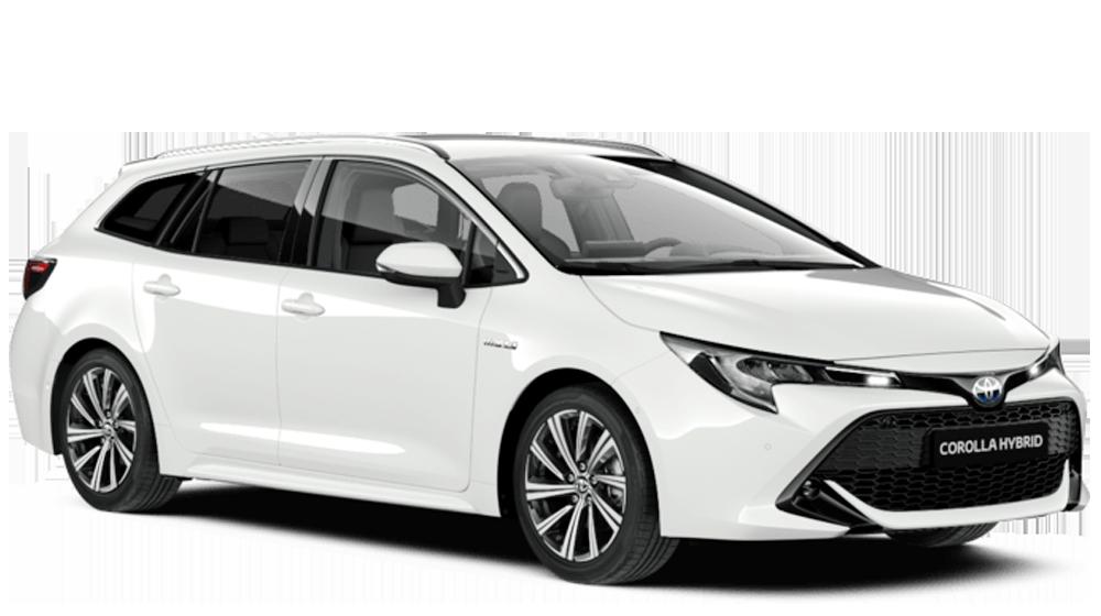 Corolla Touring - Toyota De Prins