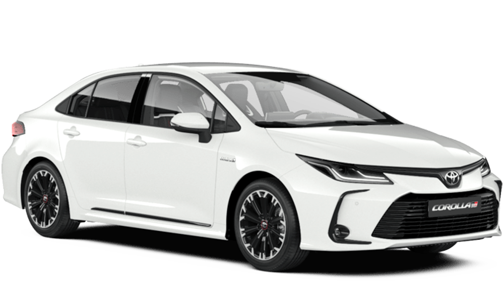 Corolla Berline - Toyota De Prins