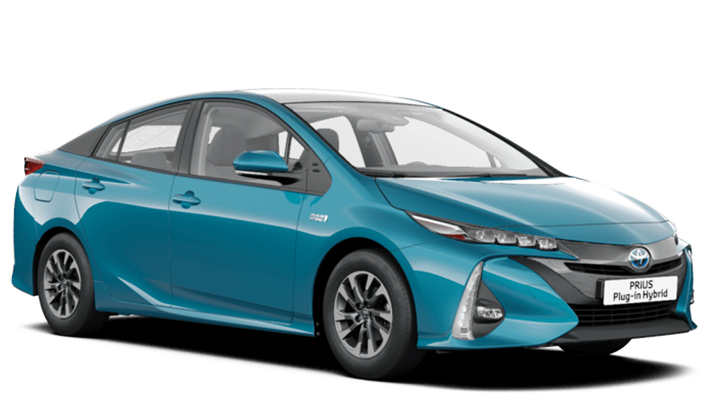 Prius Plug-In - Toyota De Prins