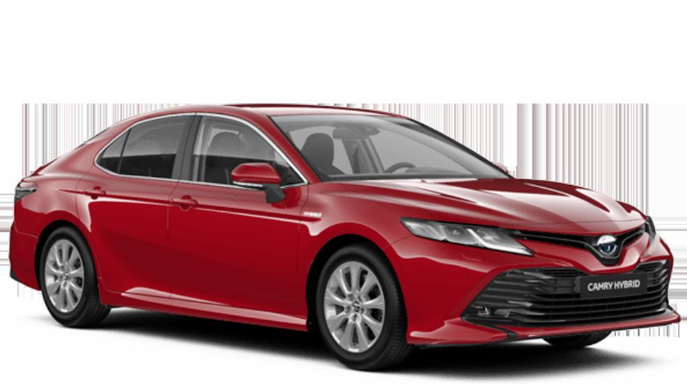 Camry - Toyota De Prins