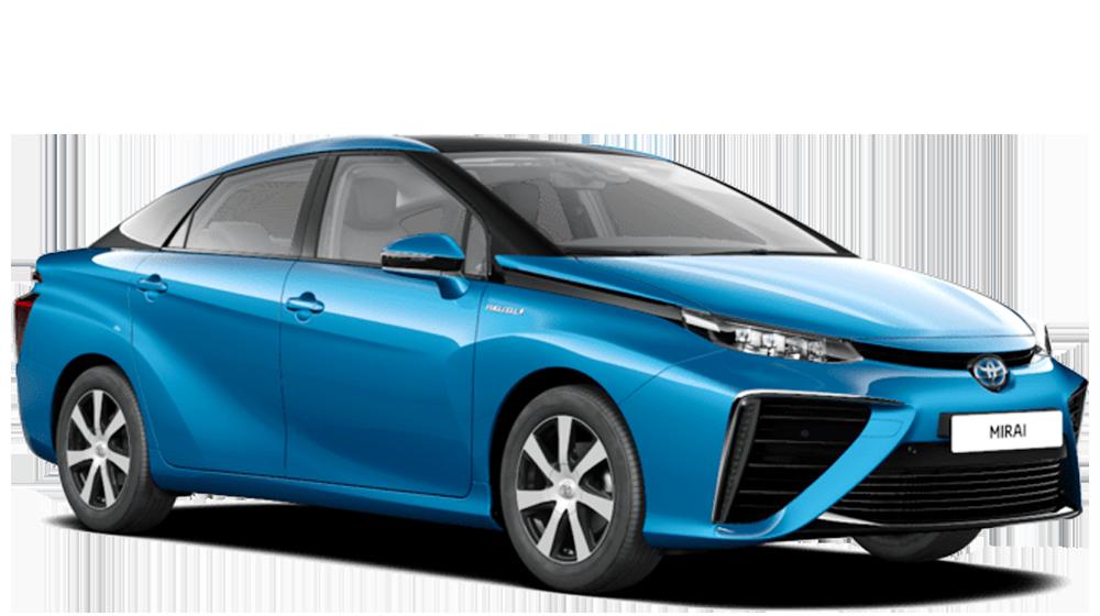 Mirai - Toyota De Prins