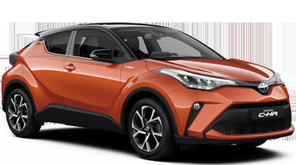 C-HR - Toyota De Prins