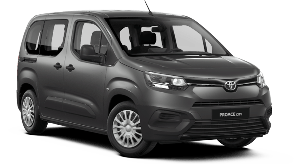 Proace City Verso - Toyota De Prins