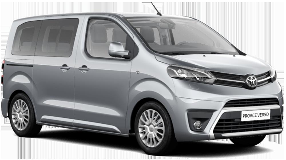 Proace Verso - Toyota De Prins